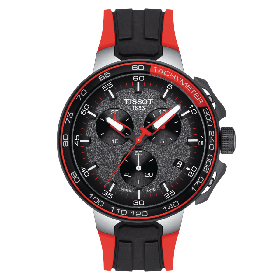 TISSOT T-RACE CYCLING CHRONOGRAPH T111.417.27.441.00