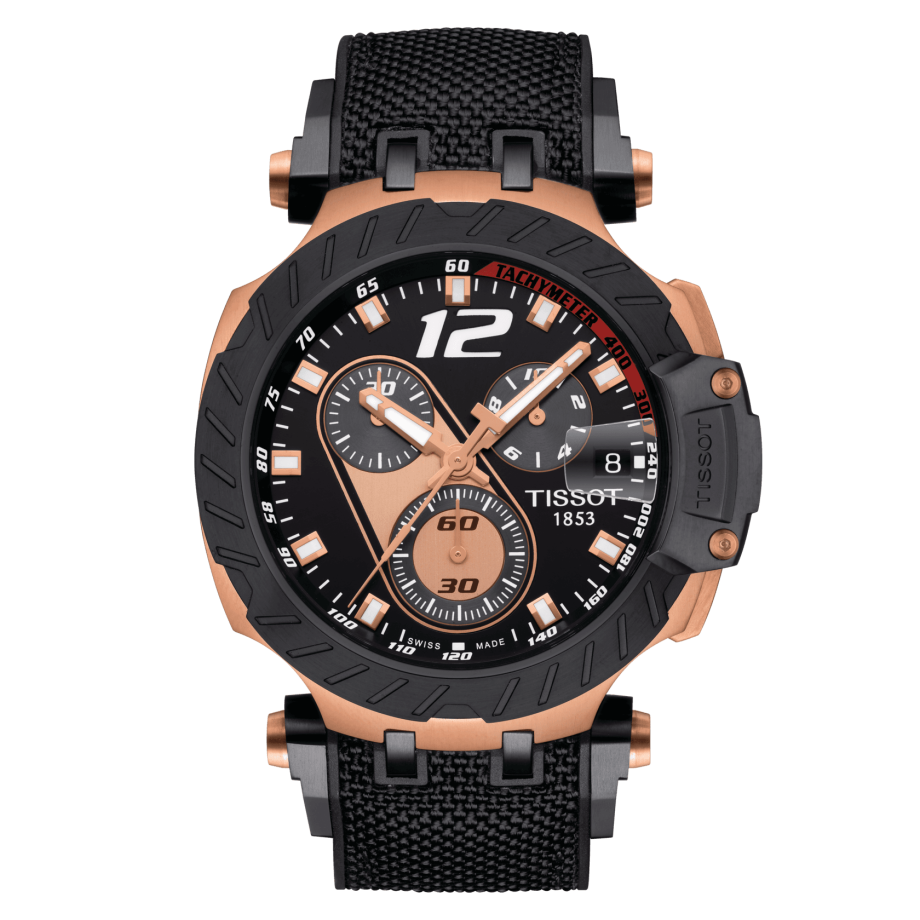 TISSOT T-RACE MOTOGP 2019 CHRONOGRAPH LIMITED EDITION 4999 PIECES  T115.417.37.057.00