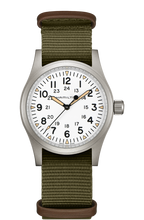 Load image into Gallery viewer, Hamilton Khaki Field Mechanical H69439411