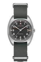 Load image into Gallery viewer, Hamilton KHAKI AVIATION PILOT PIONEER MECHANICAL H76419931