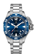 Load image into Gallery viewer, Hamilton:KHAKI NAVY FROGMAN AUTO H77705145