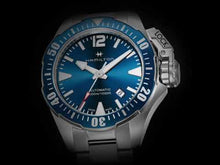 Load and play video in Gallery viewer, Hamilton:KHAKI NAVY FROGMAN AUTO H77705145
