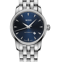 Load image into Gallery viewer, MIDO Baroncelli Midnight Blue Lady M76004151