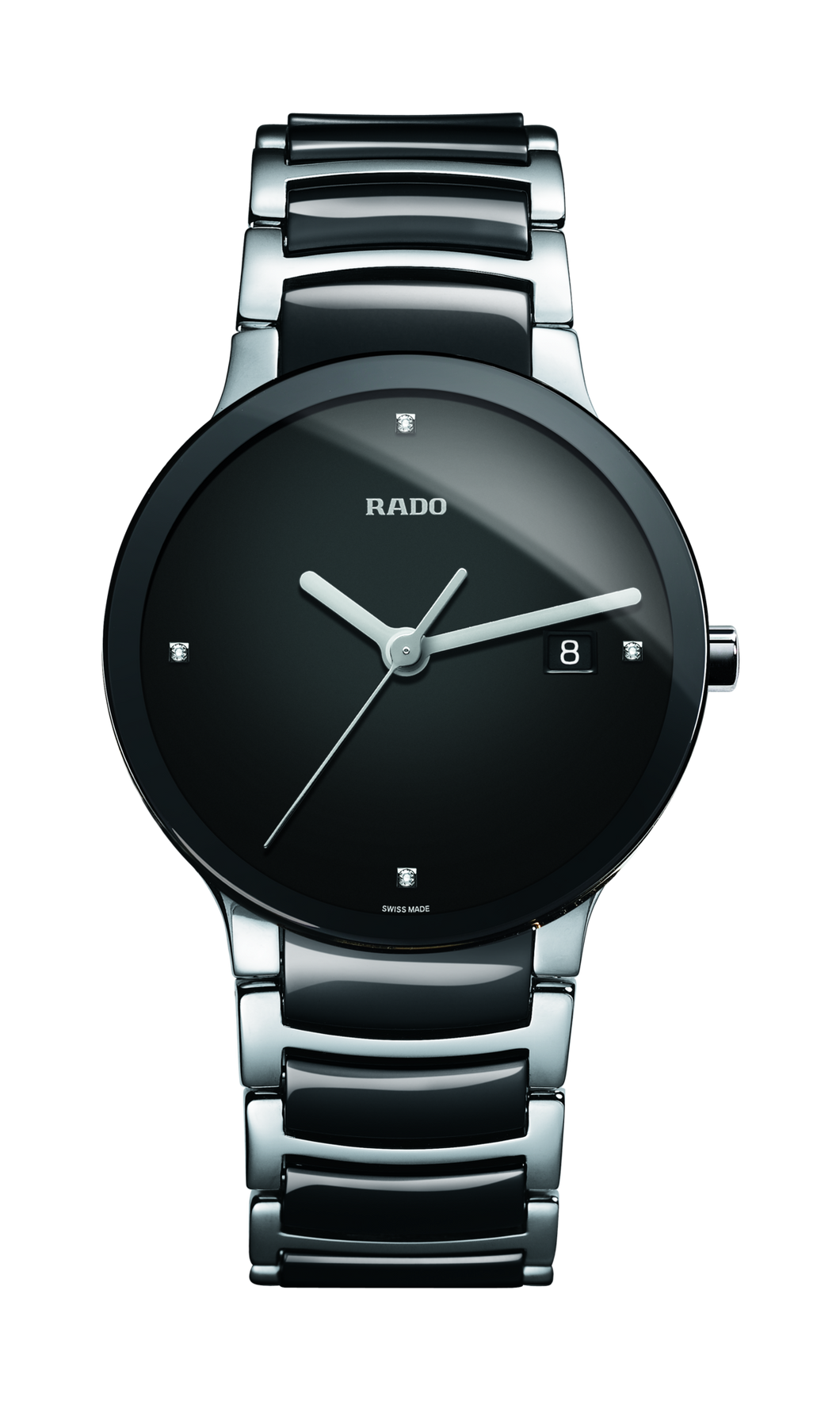 Rado Centrix Diamonds Quartz R30934712