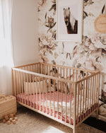 Daisy | Fitted Cot Sheet