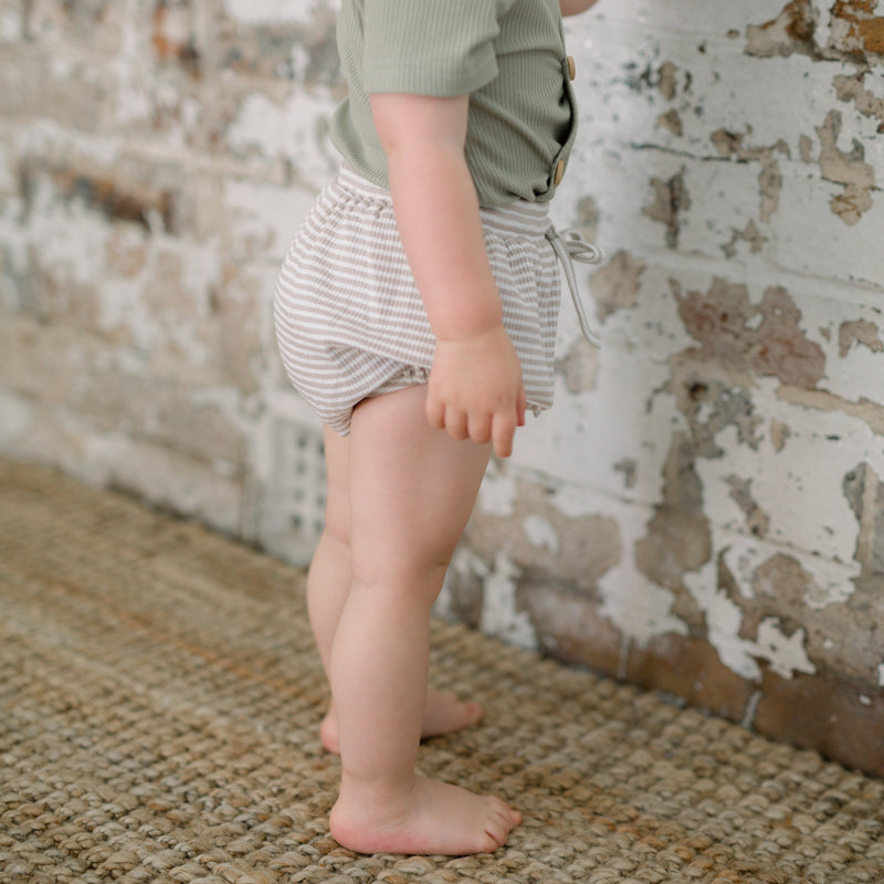 Fawn Stripe Shorties