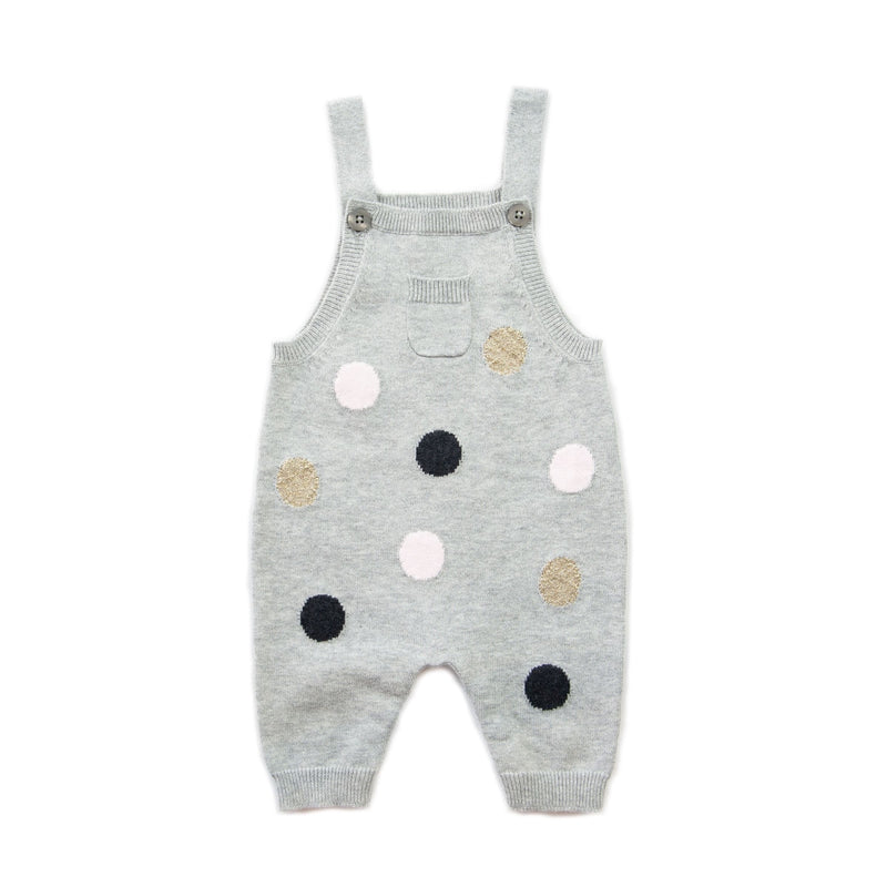 Spotty Overalls