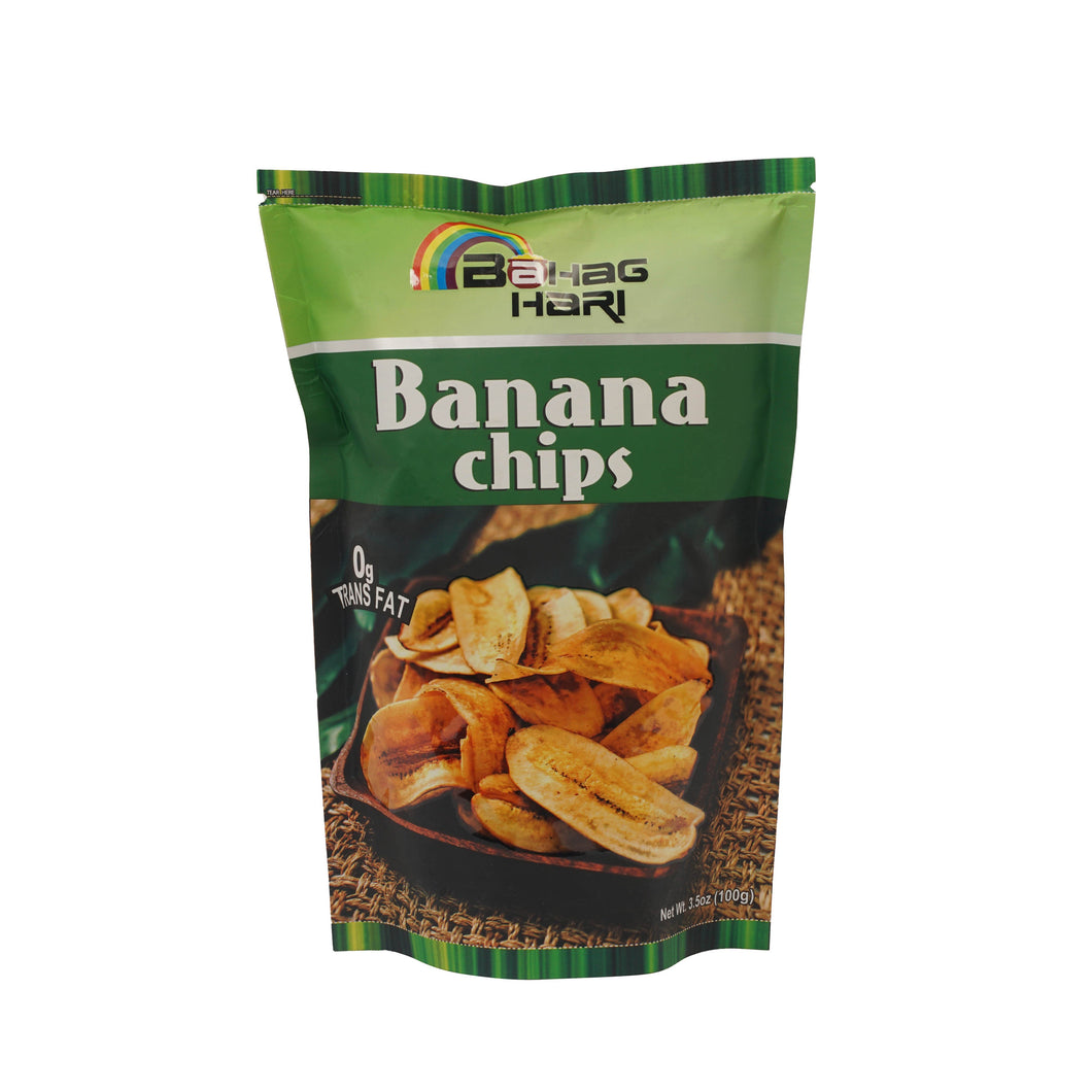 Bahaghari Banana Chips Small