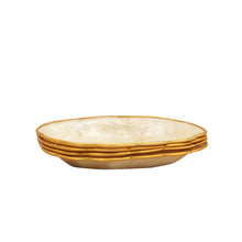 Load image into Gallery viewer, Capiz Mini Dish Shell Set of 4
