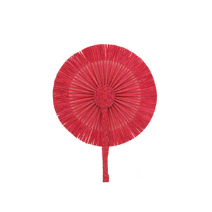 Kinwa Colored Fans - Pink