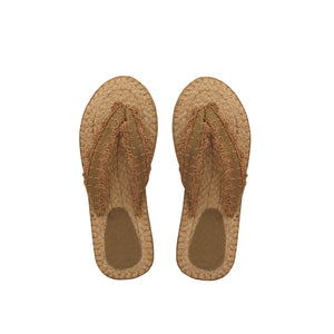 Abaca Slippers Fatigue