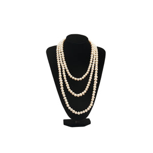 Fresh Water Pearl Necklace 80""