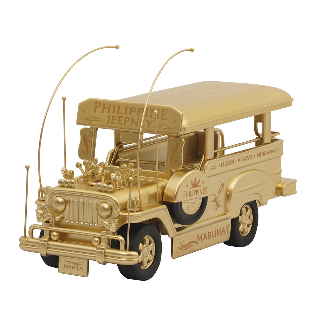 Philippine Jeepney Gold Edition Big