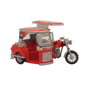 Philippine Tricycle Red