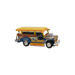 Promite Jeepney Blue/Yellow