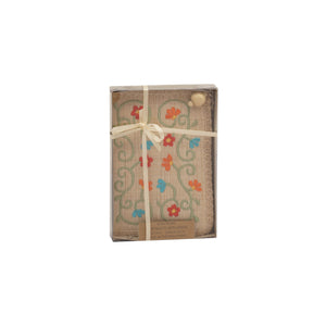 Sampaguita Coin Purse Beige/Multi