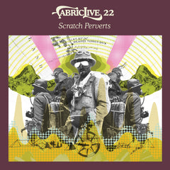 Scratch Perverts - FABRICLIVE 22 CD