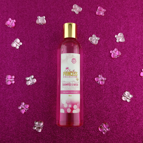 'Mommy's Princess' Shampoo & Bodywash
