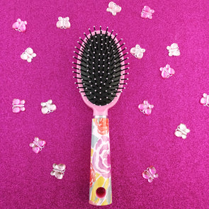 'Just Rosy' Hair Brush