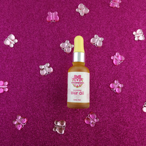Moisturizing Hair Oil