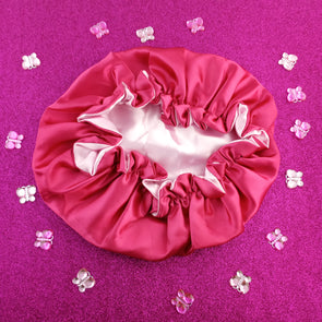 'Pretty Girl' Satin Bonnet