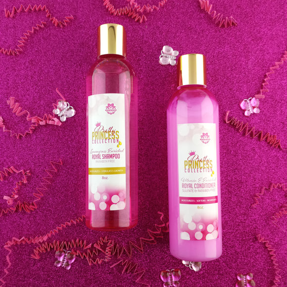 Royal Shampoo & Conditioner Set