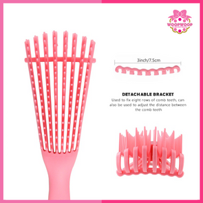 'Pretty Princess' Detangling Brush