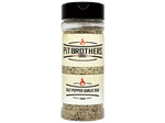 Pit Brothers BBQ have created a premium range of meat rubs & food seasoning to suit your ingredients & compliment your style of cooking. But even we can't go past this salt pepper garlic rub, served up to bring out the flavour in everything you cook - SALT AND PEPPER GARLIC RUB