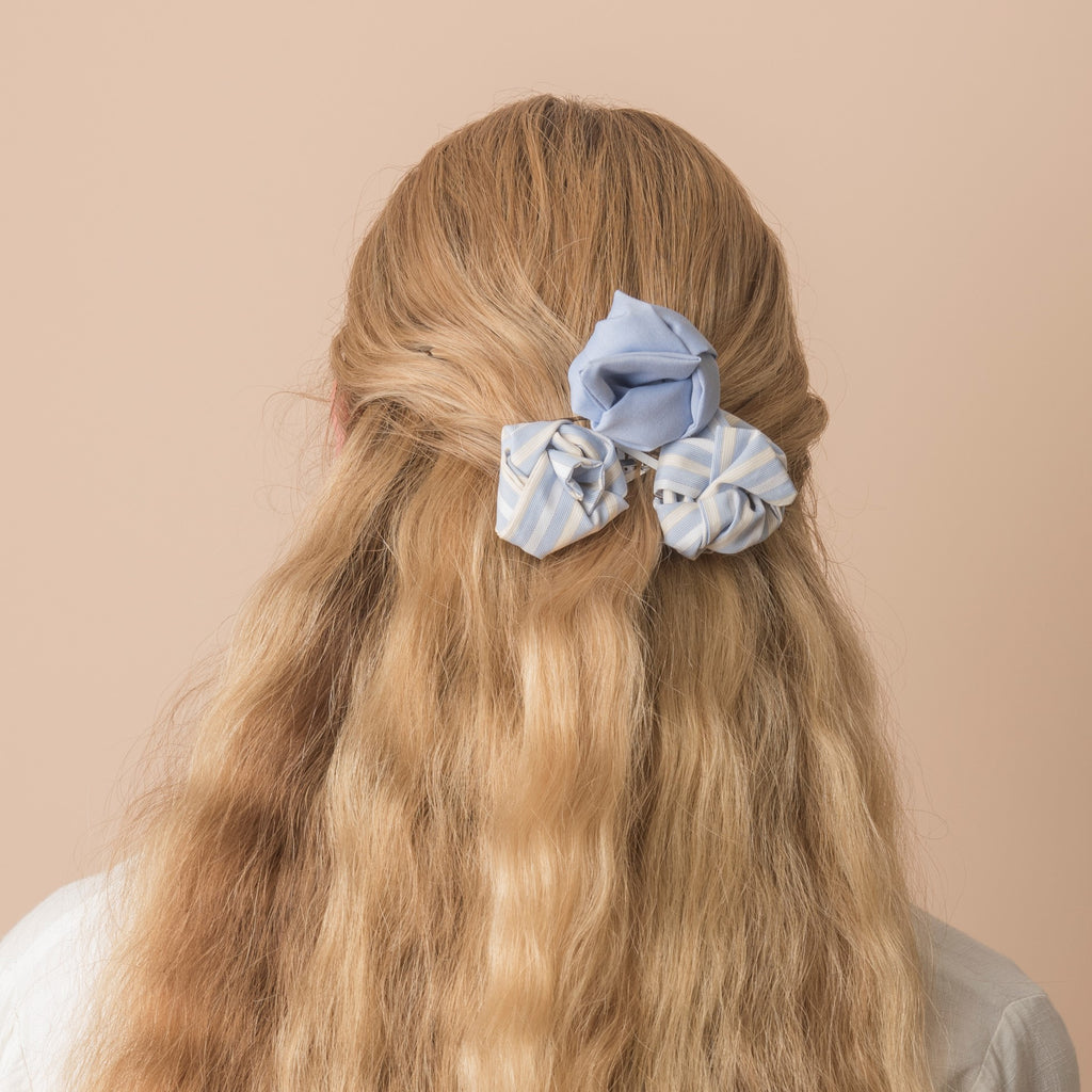 Cloud Knot Hair Clips (2 pcs)