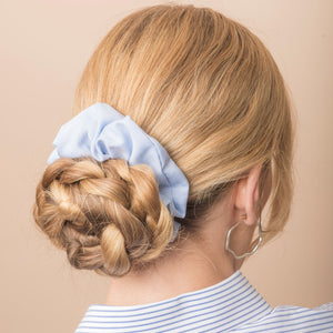 Fog Hair Scrunchie