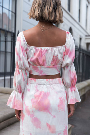 Off The Shoulder Daisy Top