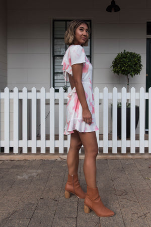 Poppy Backless Dress