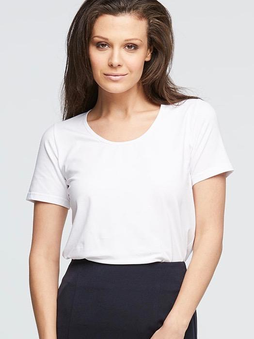 Essential Organic Cotton Tee - Round Neck
