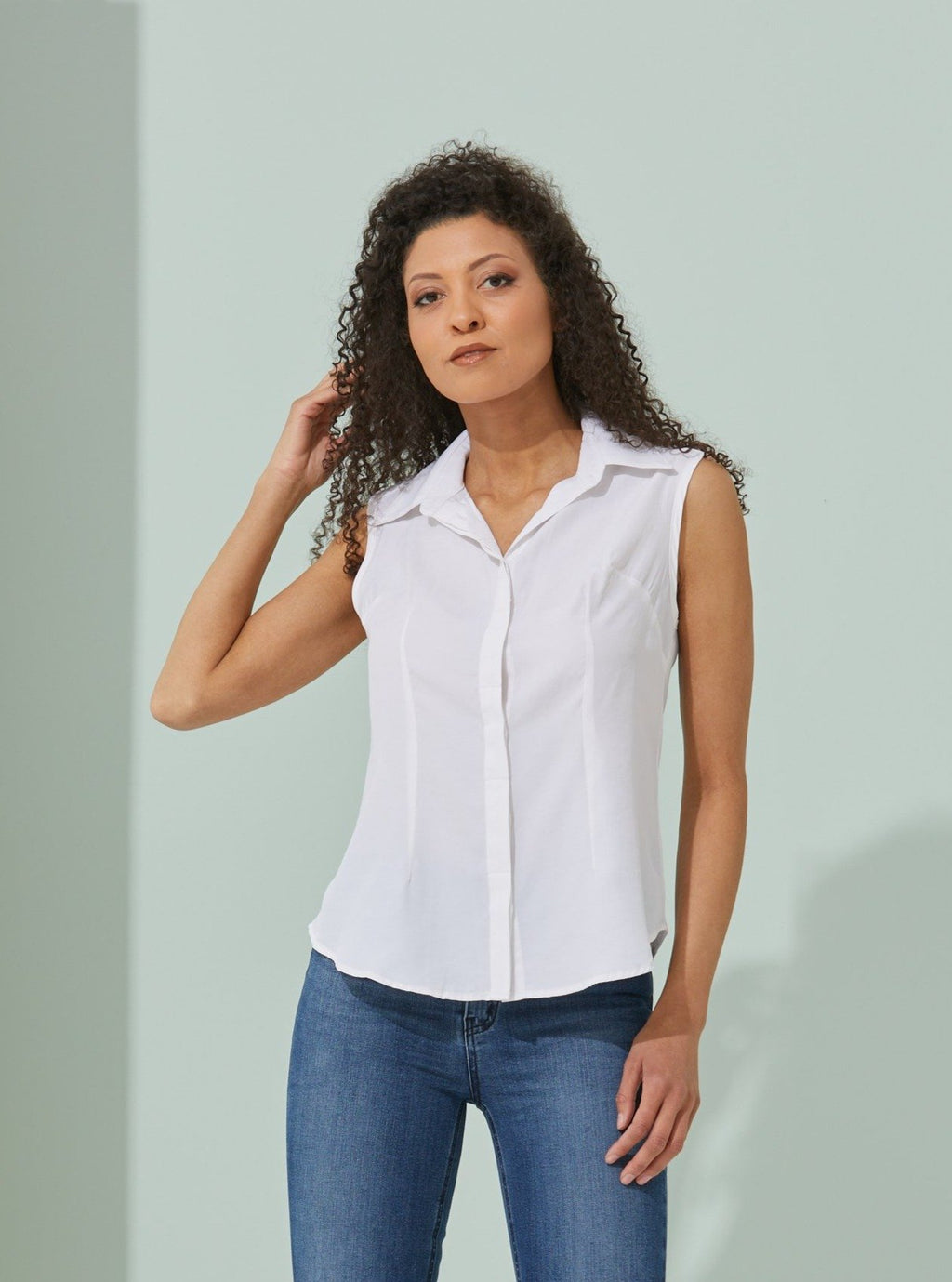 Benchmark Blouse
