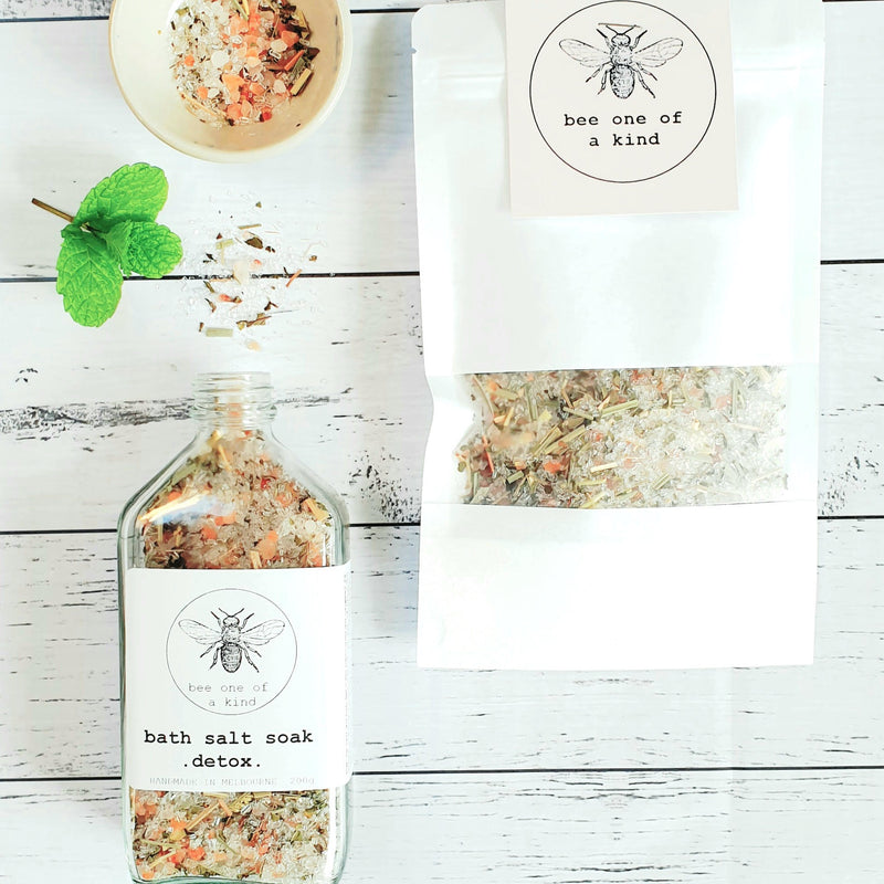 Bath Salt Soak (Duo Sample Pack)