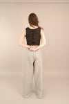 The Granite Wide-Leg Pant
