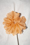 Mega Scrunchie - Structured Organza Marigold