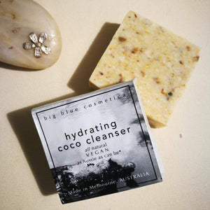 Hydrating Coco Cleanser Soap (vegan)