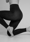 Lia Leggings - Black