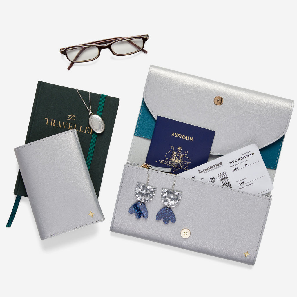 Travel Wallet Set - Faraway
