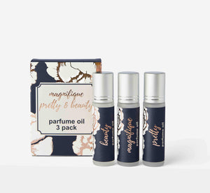 Parfume Oil - Luxe Collection - 3 Pack - 10mls