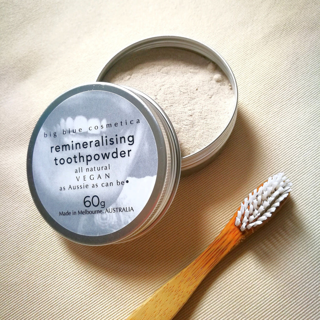 Remineralising Toothpowder (vegan)