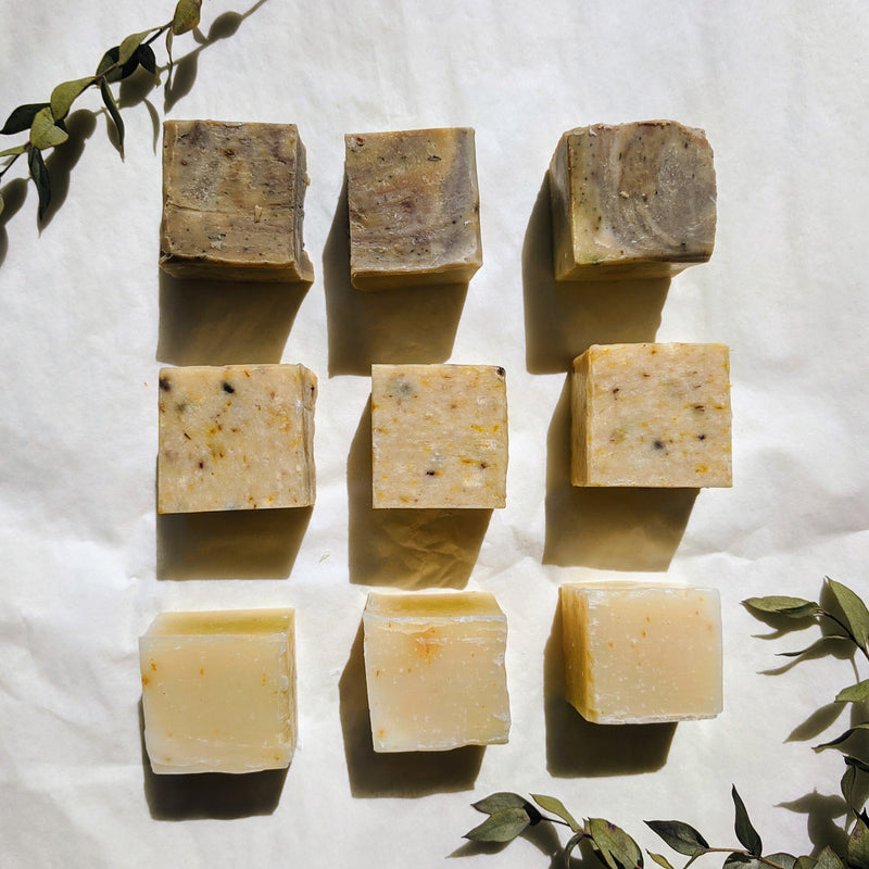 Mini Hydrating Coco Cleanser Soap (vegan)