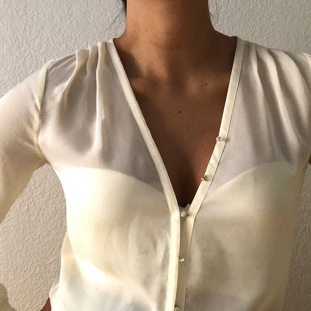 Elizabeth and James Blouse