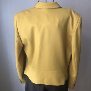 Vintage Cropped Blazer - Betty Barclay