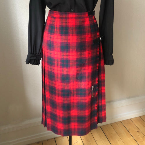 Vintage Archie Brown & Son Tartan Wool Kilt