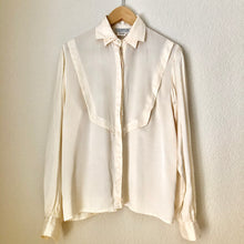 Load image into Gallery viewer, Vintage Robert Haik Silk Blouse