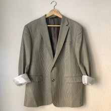 Load image into Gallery viewer, Houndstooth Silk Blend Blazer