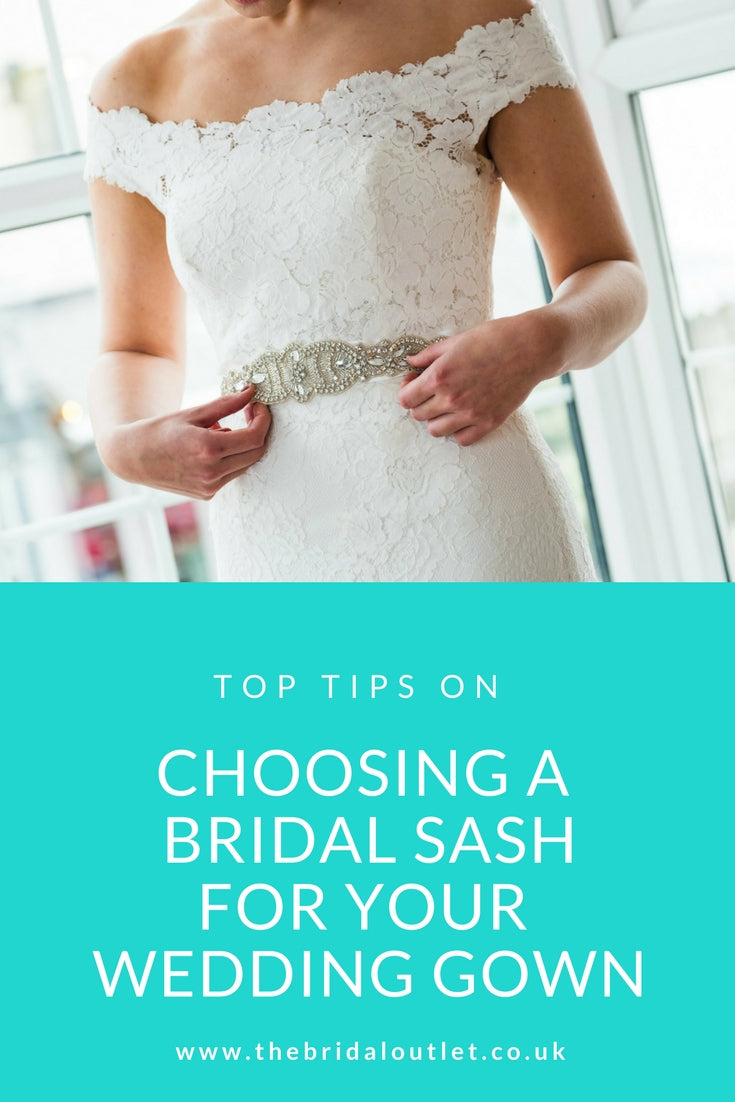 Bridal Sashes – The Bridal Outlet