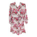 bridesmaid bride to be dressing gown ivory